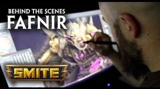 SMITE Behind the Scenes - Fafnir, Lord of Glittering Gold