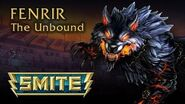 SMITE God Reveal - Fenrir, The Unbound