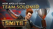 New Apollo Skin Team SoloMid