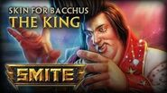 New Bacchus Skin The King