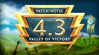 SMITE Patch Notes VOD - Valley of Victory (Patch 4
