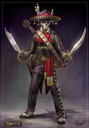 Loki 'Grim Mariachi' concept