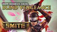 New Nemesis Skin Blind Vengeance