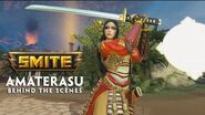 SMITE - Amaterasu & Japanese Pantheon (Behind the Scenes)