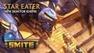 SMITE - New Skin for Khepri - Star Eater