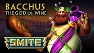 SMITE God Reveal - Bacchus, the God of Wine