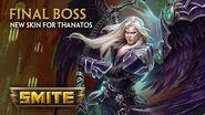 SMITE - New Skin for Thanatos - Final Boss