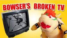 SML Movie Bowser's Broken TV