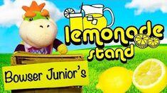 SML Movie Bowser Juniors Lemonade Stand!
