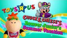 SML Movie Bowser Junior's Summer Vacation