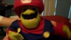 SML Movie Shrek's Costume