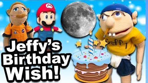 SML Movie Jeffy's Birthday Wish!