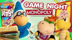 SML Movie Bowser Junior's Game Night