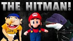 SML Movie The Hitman!
