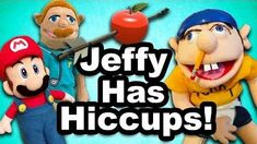 SML Short Jeffy Has Hiccups!