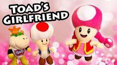 SML Movie Toad's Girlfriend!