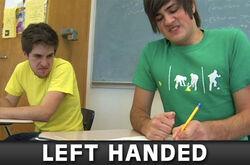 Lefthanded big