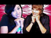 Ashton kutcher is an asian girl