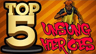 Top 5 unsung retro heroes