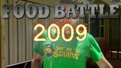 Food Battle 2009
