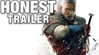 THE WITCHER 3 (Honest Game Trailers)-0