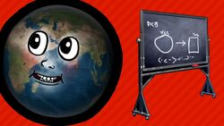 Earth Goes to School