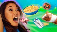 Mari Can't Eat Spicy Mac'n'Cheese