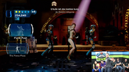 DANCING WITH THE STAR WARS Lasercorn