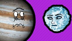 Jupiter's Big Date