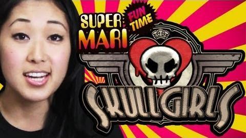 MARI IS A SKULL GIRL (Super Mari Fun Time)