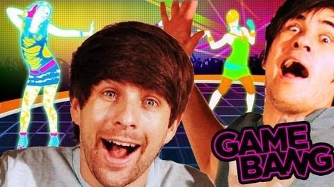 Just Dance 4 Hilarity!