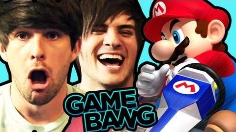 Mario Kart 64 Battle