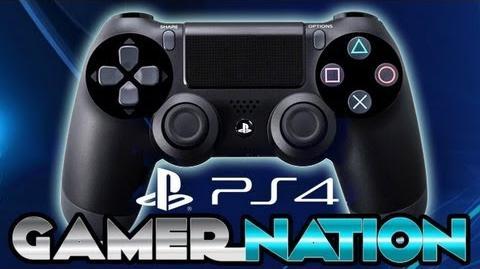 PLAYSTATION 4 SIZED UP (Gamer Nation)