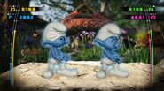 The Smurfs Dance Party Mr. Smurftastic