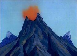 Mount St Smurf
