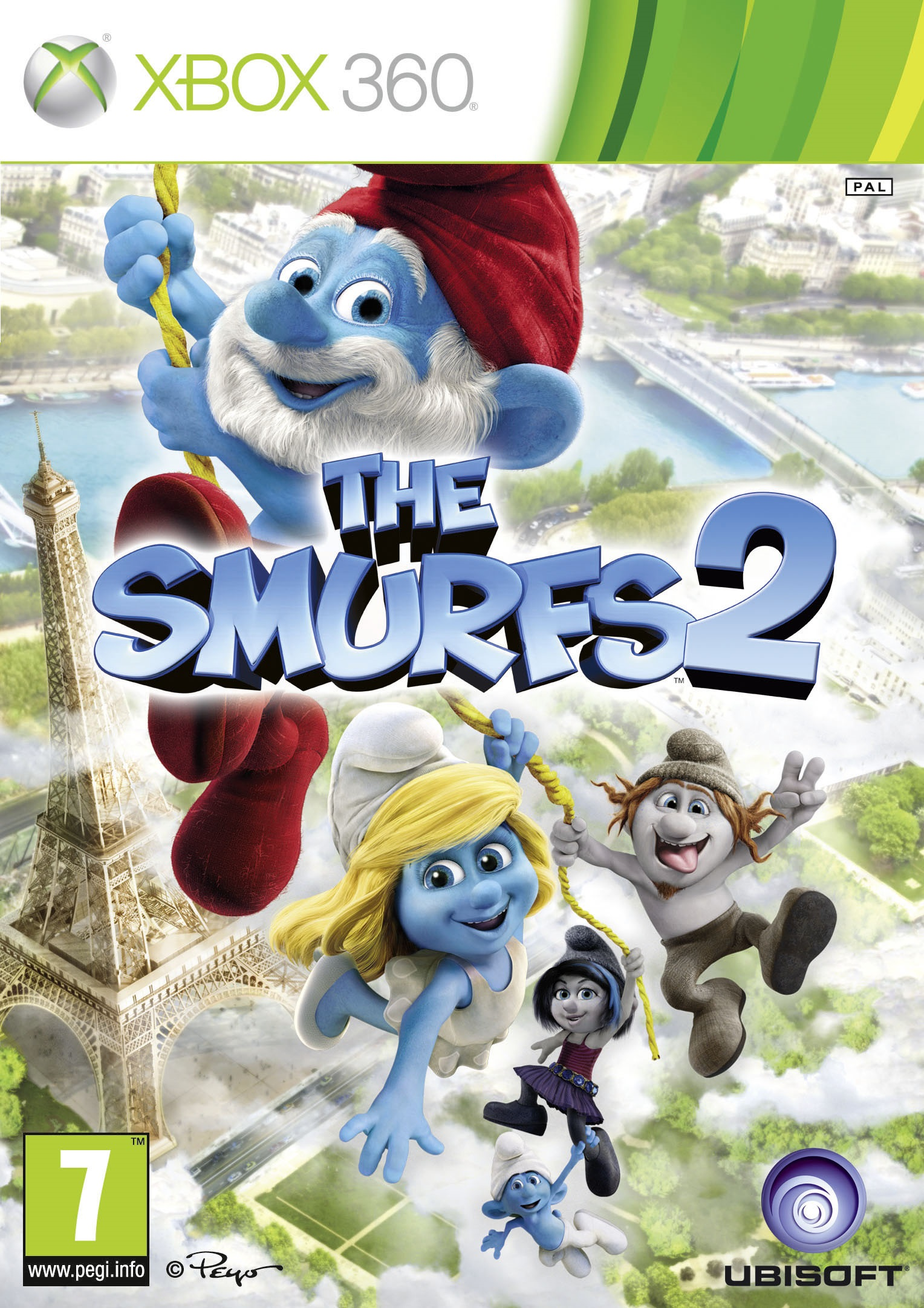 The Smurfs 2: The Video Game (Console Game)   Smurfs Wiki   Fandom ...