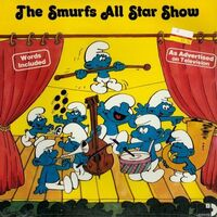 Smurfs All Star Show