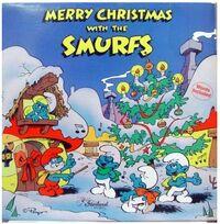 Merry Christmas Smurfs