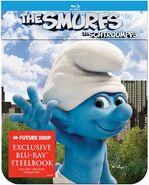 Smurfs Movie Steelbook