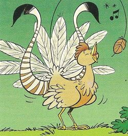 Lazy's Magic Bird