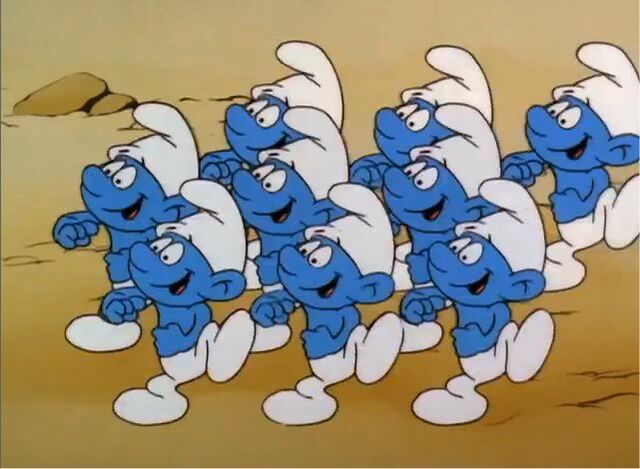 File:Dance Of 100 Smurfs Cartoon.jpg