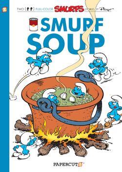 Smurf Soup English