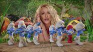 Smurfs dance to ooh la la