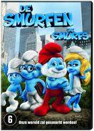 De Smurfen 2011 DVD