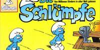 The Clockwork Smurf (comic book)