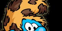Caveman Smurf