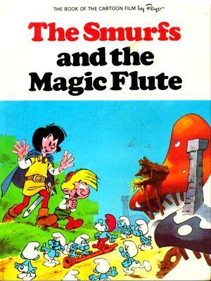 Magic Flute Story Book