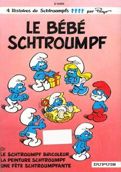 12 Le Bébé Schtroumpf