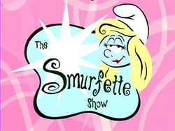 Smurfette logo