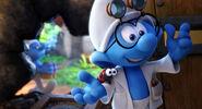 Scientist Smurf Scene 1 TLV